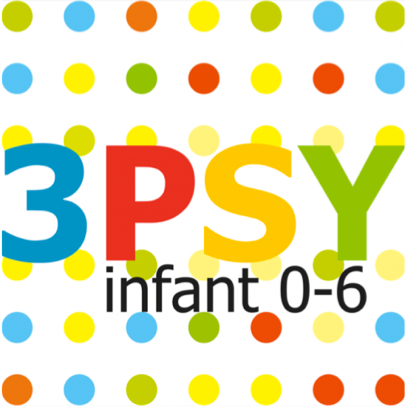 Logo 3PSY - Kinderpsychiatrisch en psychotherapeutisch centrum